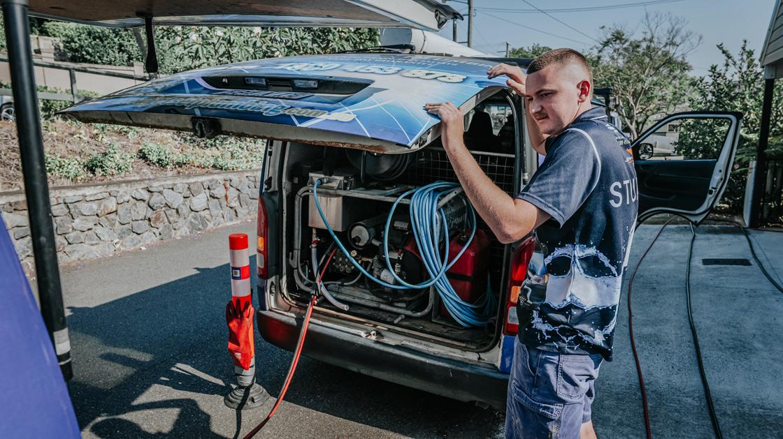 Plumber Robertson plumber